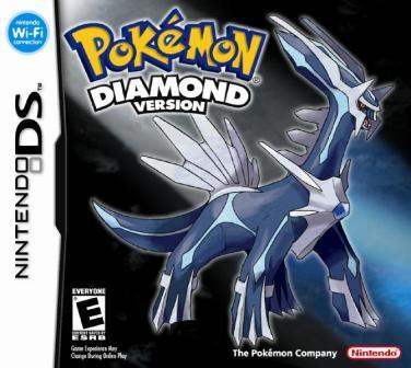 Thumbnail 1 for Pokemon Diamond all 493 pokemon